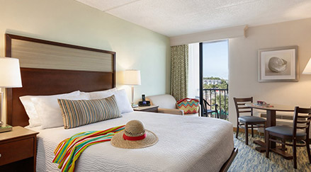 Explore Surfside Resort Rooms