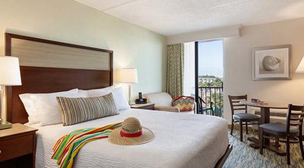 Explore Surfside Resort Rooms